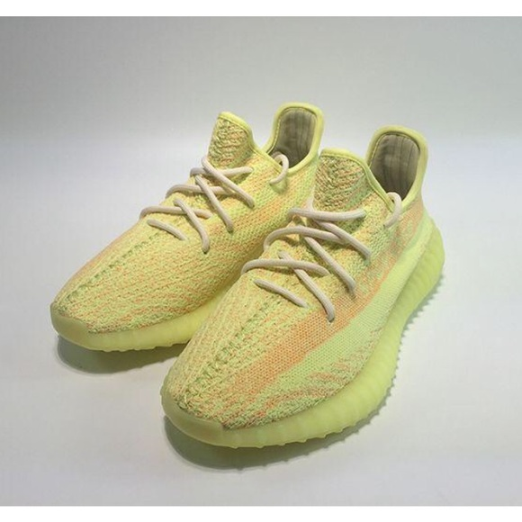8b9b37b37ab adidas Other - Adidas Yeezy Boost 350 V2 Lemon Yellow (AD124626)